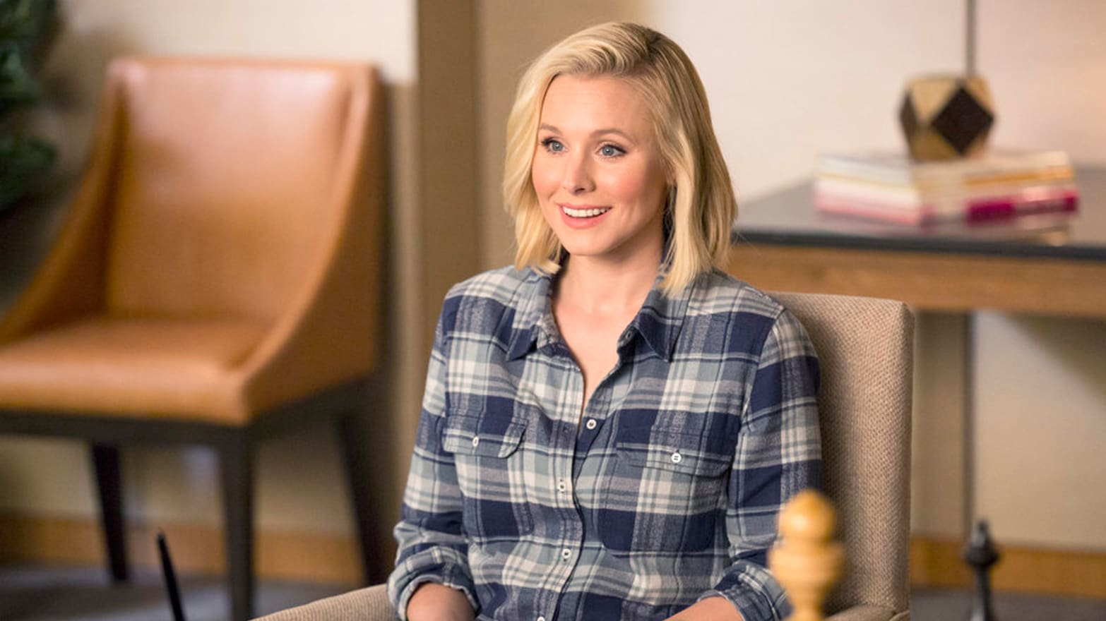 a9858c41c7f8df How Kristen Bell Found Her 'Good Place': Motherhood, a Brand New Show, and  Balance