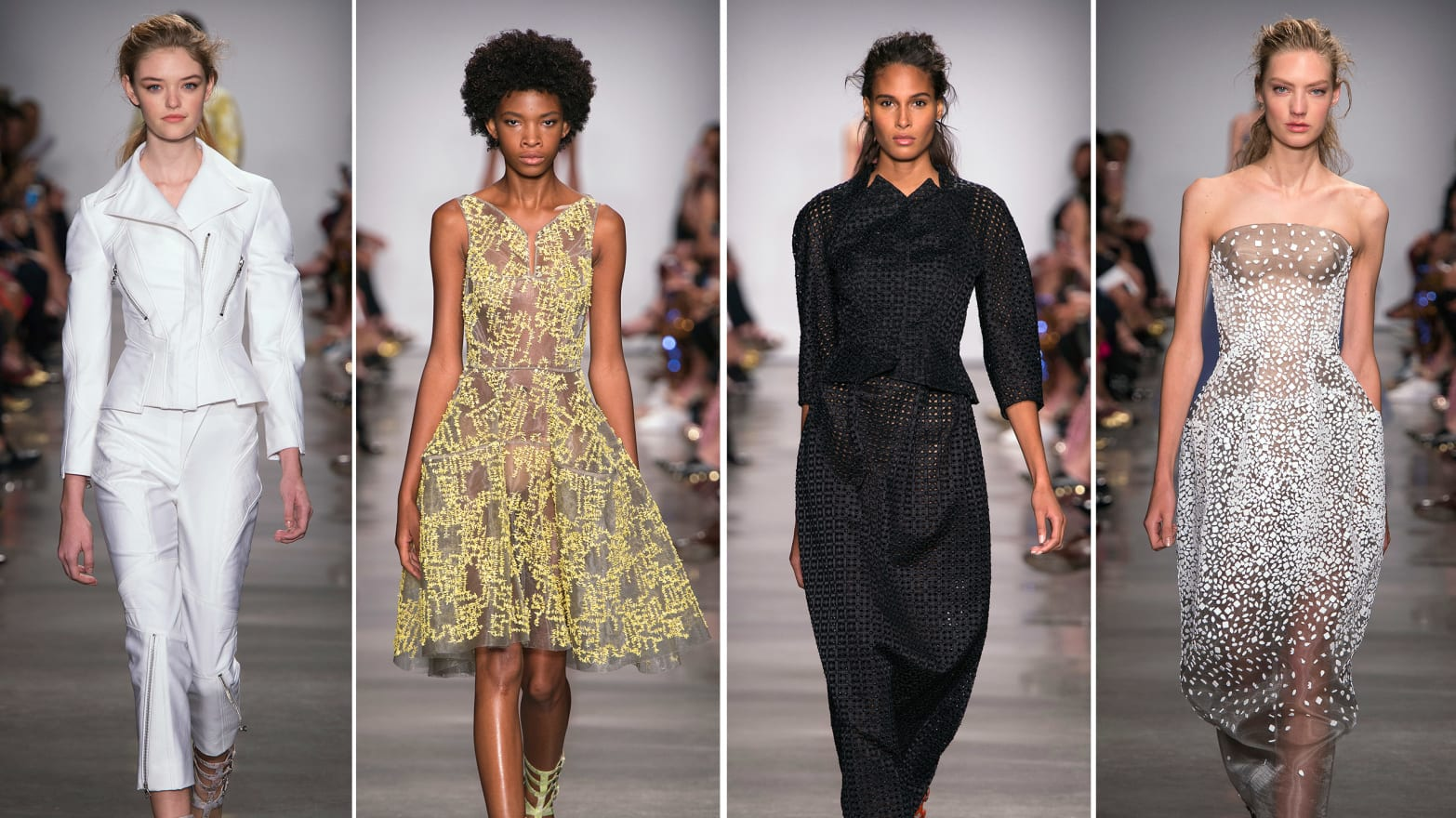 bb37bf92a47 This Is Why Zac Posen Is Master of the Fashion Fairy Tale