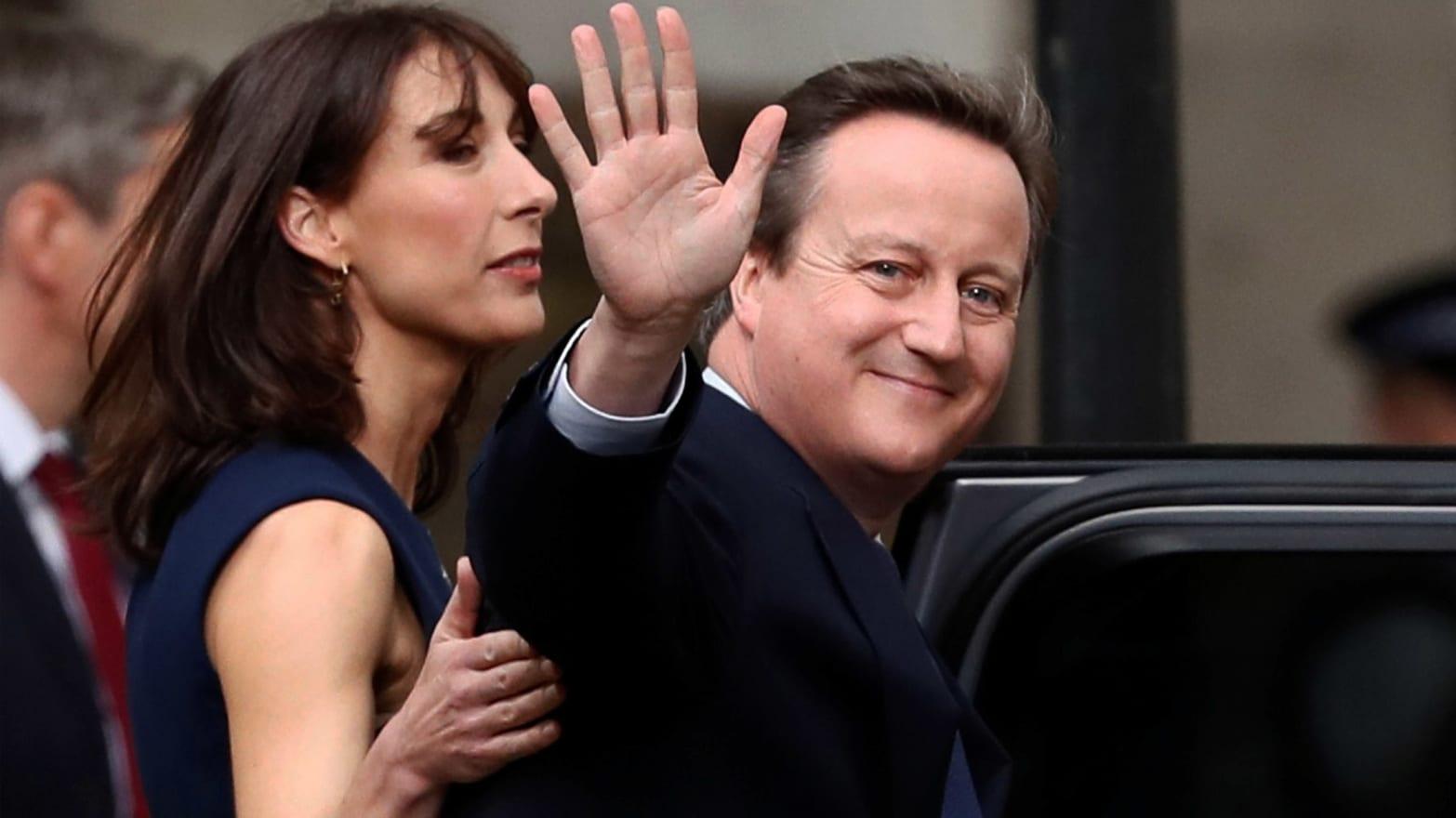 4f6b01ae5ce David Cameron's Unapologetic Return to the Millionaire Lifestyle