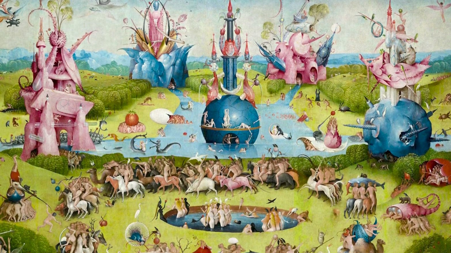 The Cruel Beauty of Hieronymus Bosch: 500 Years of Breathtaking Imagery