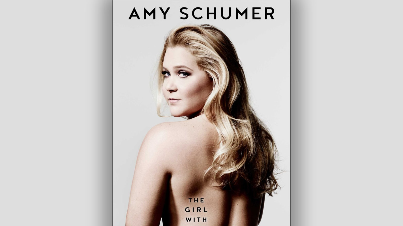 Amy Schumer Fucked amy schumer's deepest confessions, from family to abuse, in