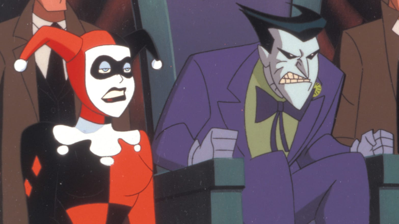 Harley Quinn Co-Creator Paul Dini Conquers His Demons in 'Dark Night: A True Batman Story'