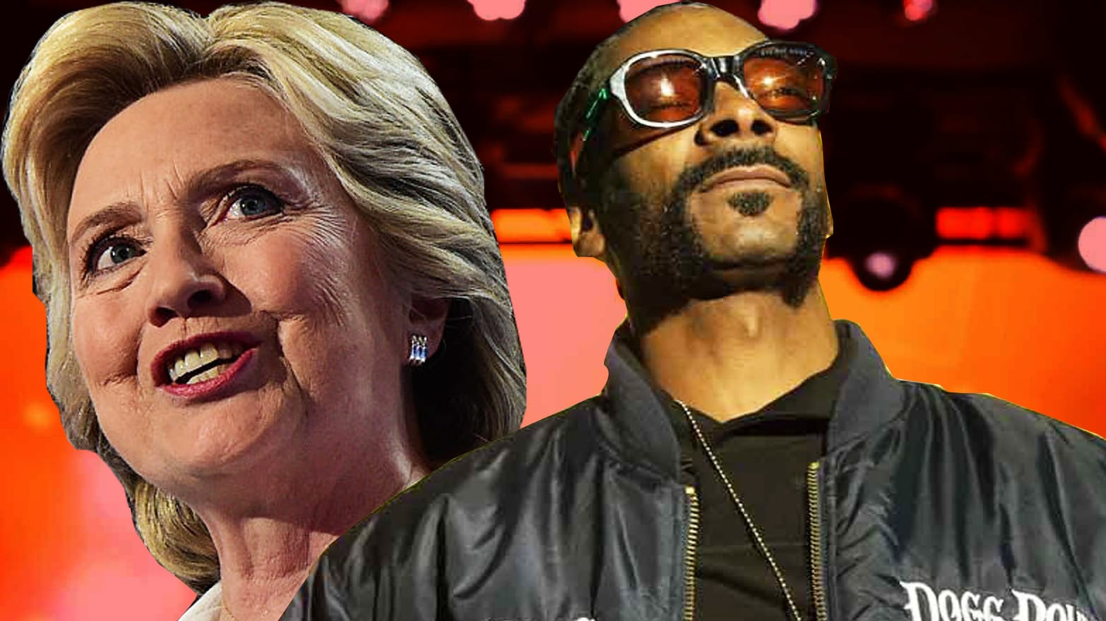 Inside the Snoop Dogg Super PAC Party at DNC 2016: 'F*** Donald Trump,' ' Hillary, You're My Favorite Girl'
