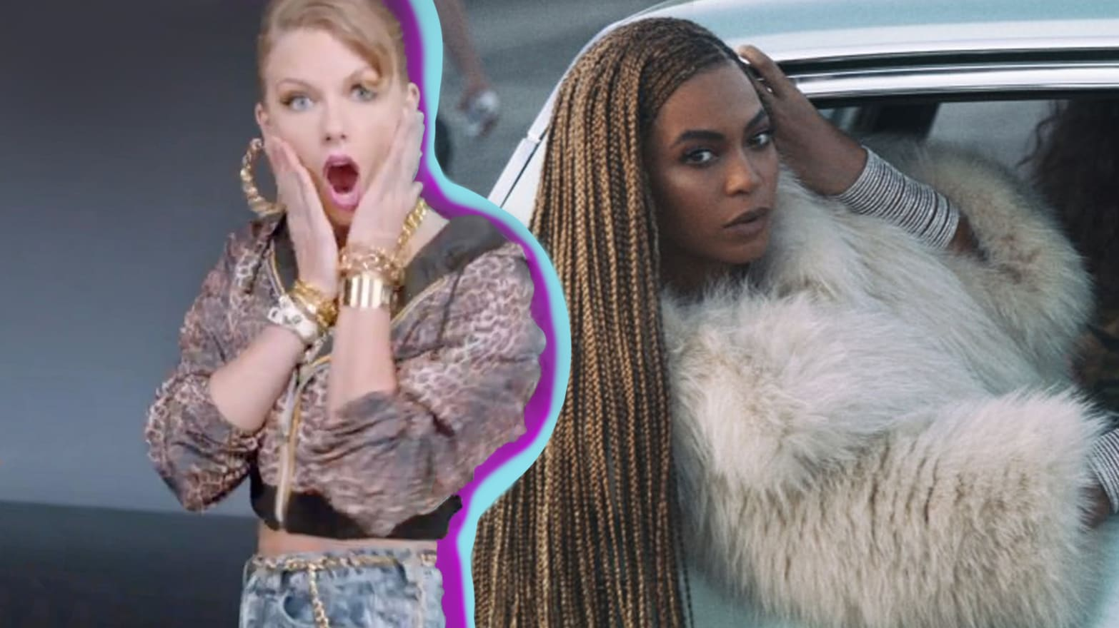 Vmas Snub Taylor Swift Get In Formation With Beyonce And Vindicate Kanye West S 2009 Outburst