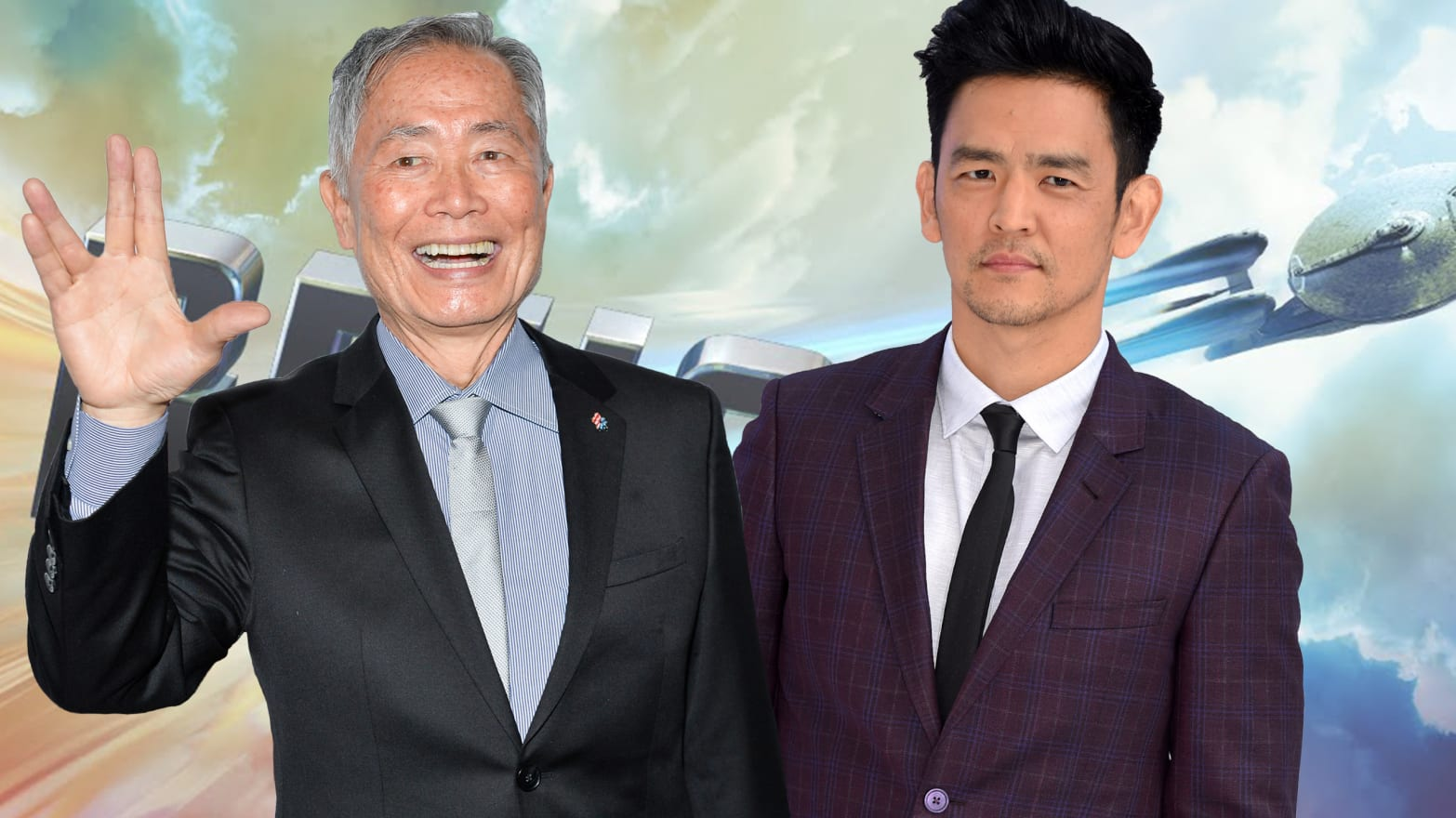 Star Trek Beyond' Cast Addresses the Gay Sulu Nontroversy