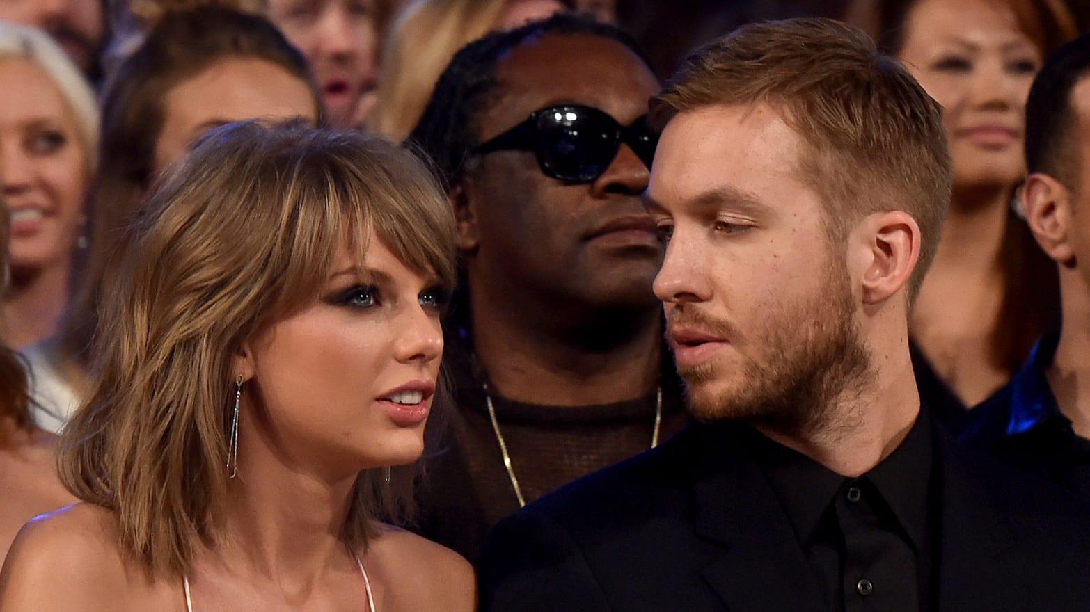Calvin Harris Still The Worst Goes On Break Up Rant About Taylor Swift