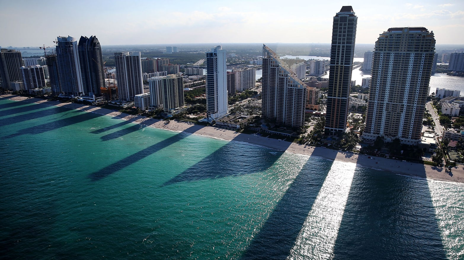 Collapse Of Florida Condo Boom >> Luxury Urban Housing Built On A Myth Is About To Take A Big Hit