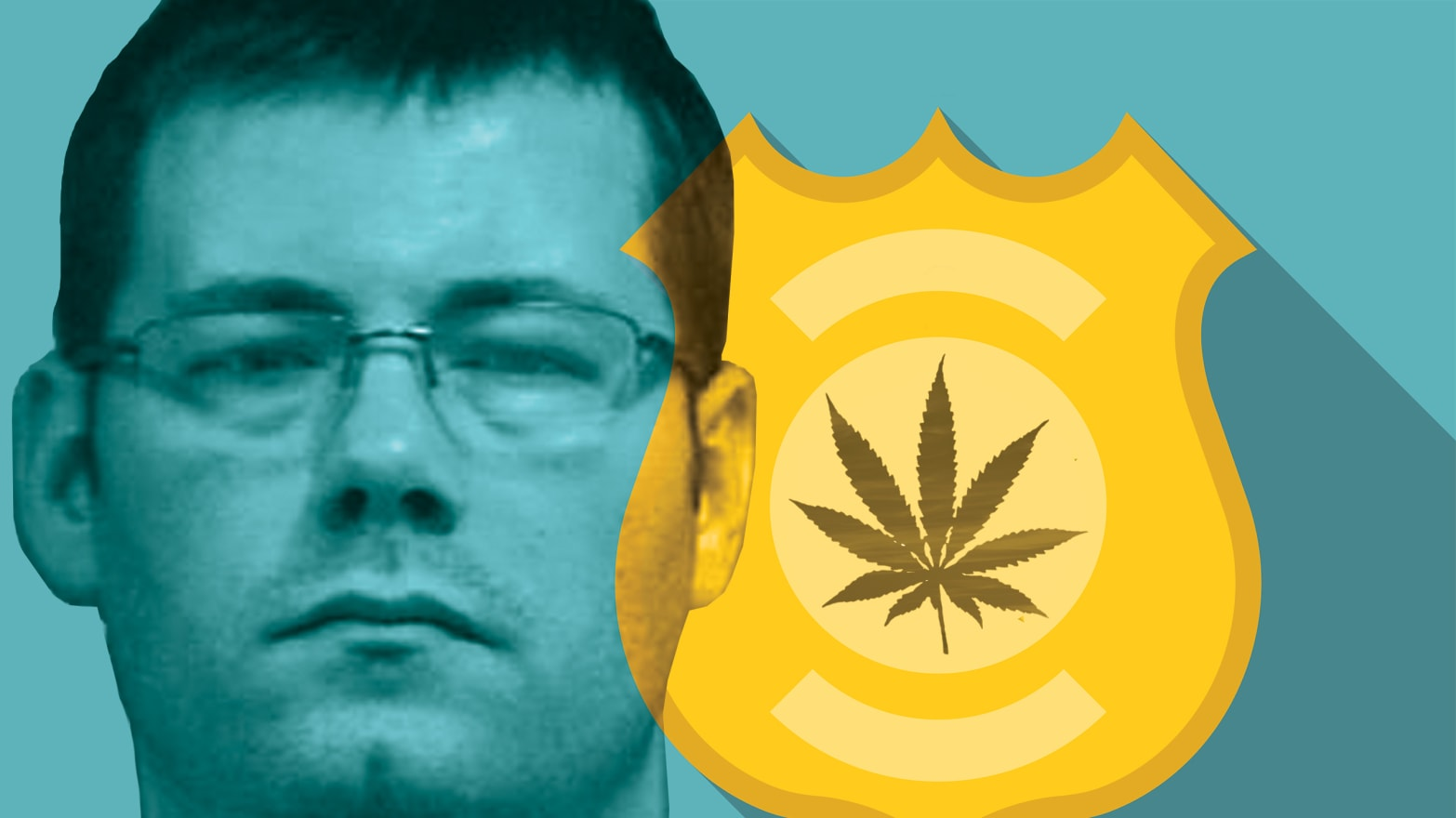 White Cop Growing Pot Gets Off Easy. Black Teens Do Hard Time.