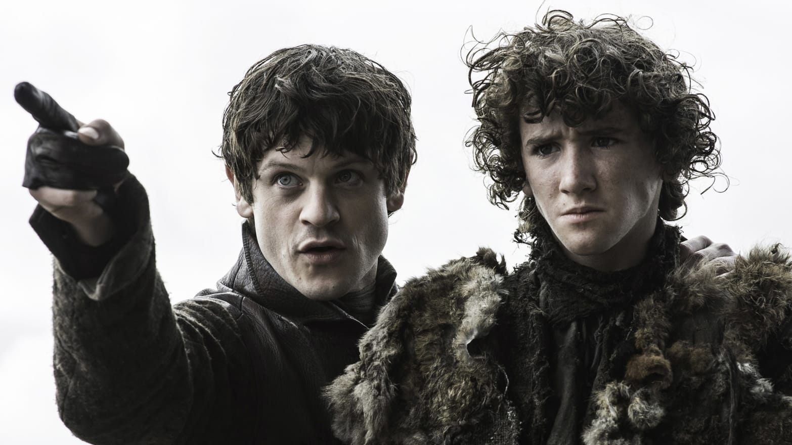 Game of Thrones' Ramsay Bolton on His Gory Demise: 'What a