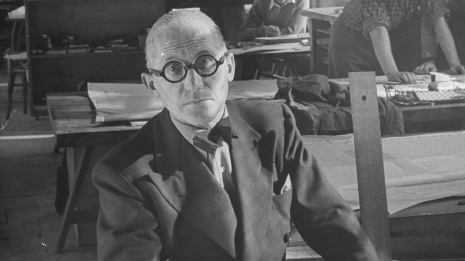 Le Corbusier's Plan To Overhaul Paris
