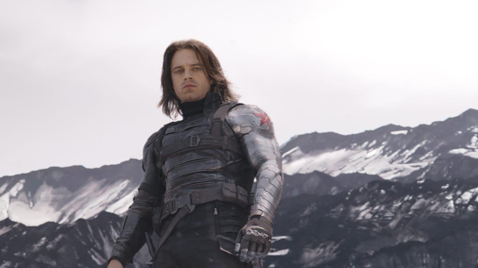 Captain America: Civil War' Star Sebastian Stan on Whether