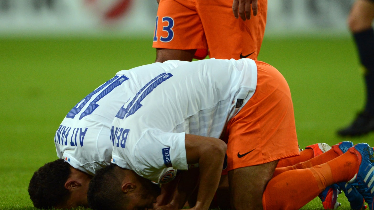 Will France Stop Muslim Soccer Players From Praying?