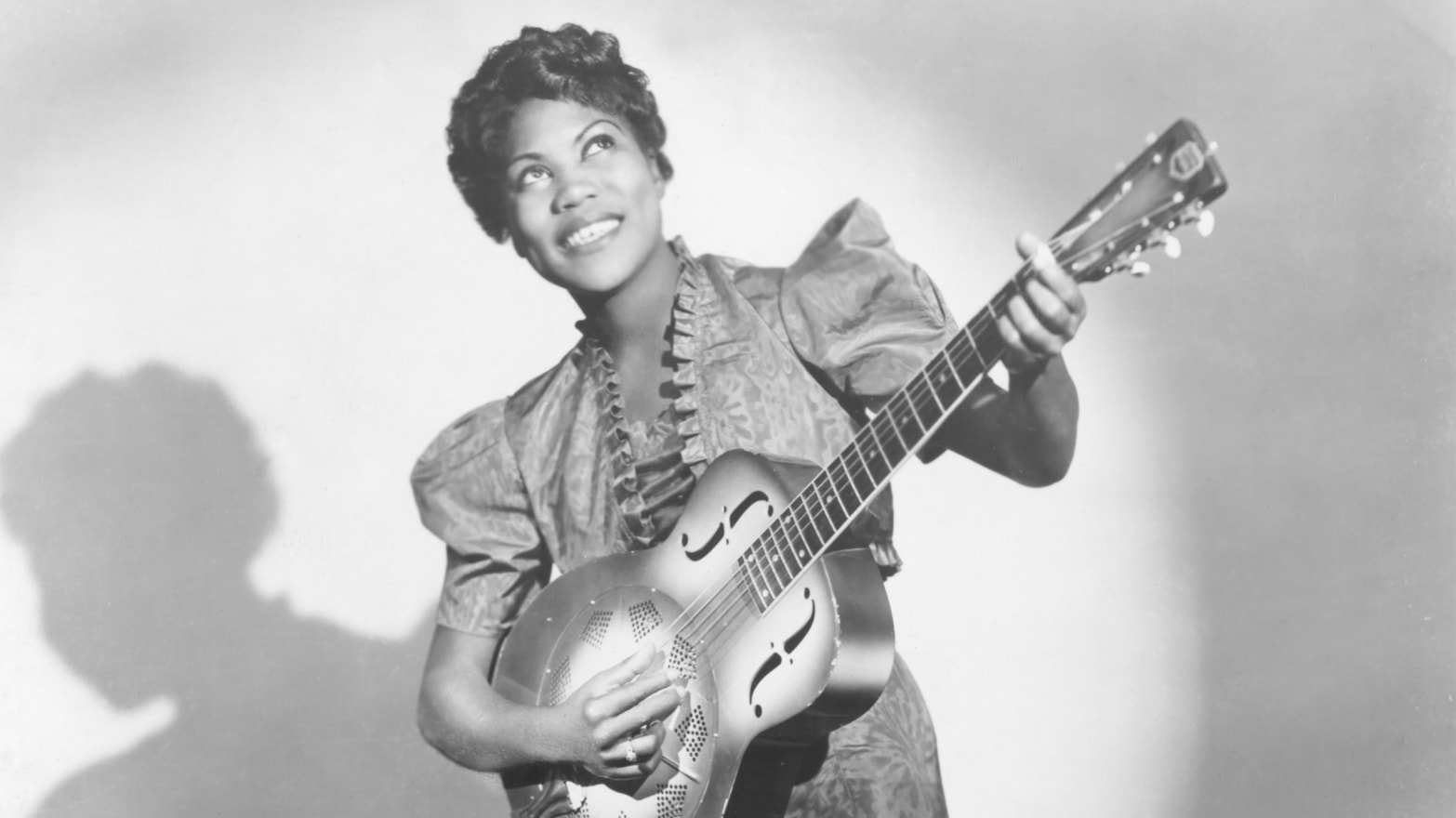 The First Badass Female Guitarist: Meet Sister Rosetta