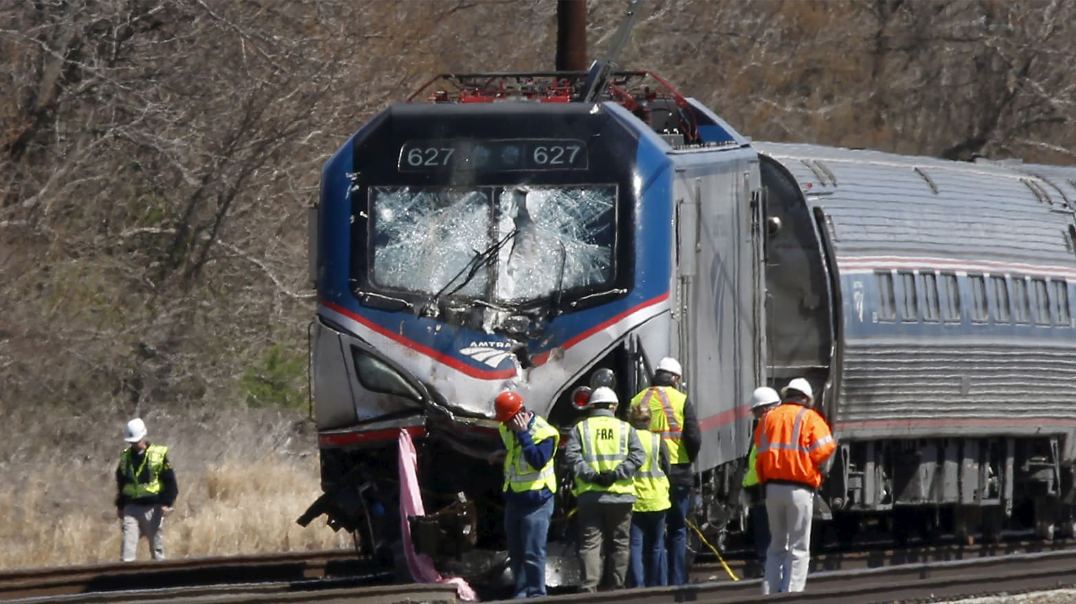 Amtrak Crash Kills Two More on Deadly Stretch of