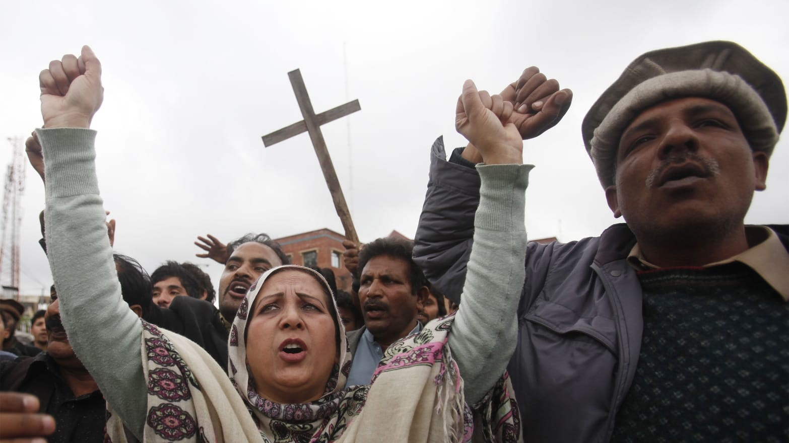 The Church in Pakistan Provides Food for Christians Being Denied Food Because of their Beliefs