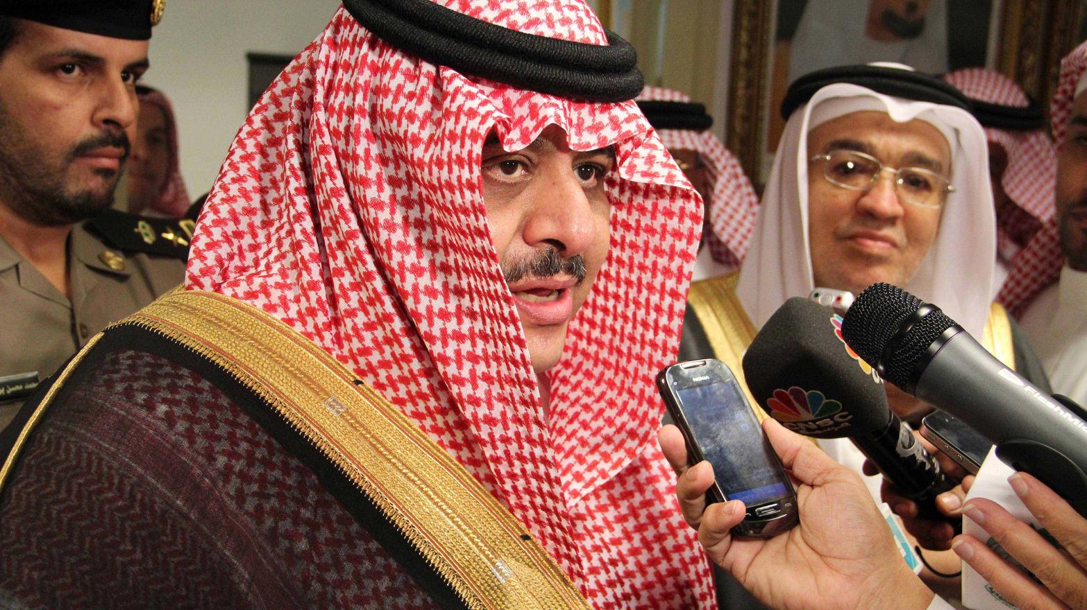 Has Saudi Prince Sultan bin Turki Been Kidnapped?