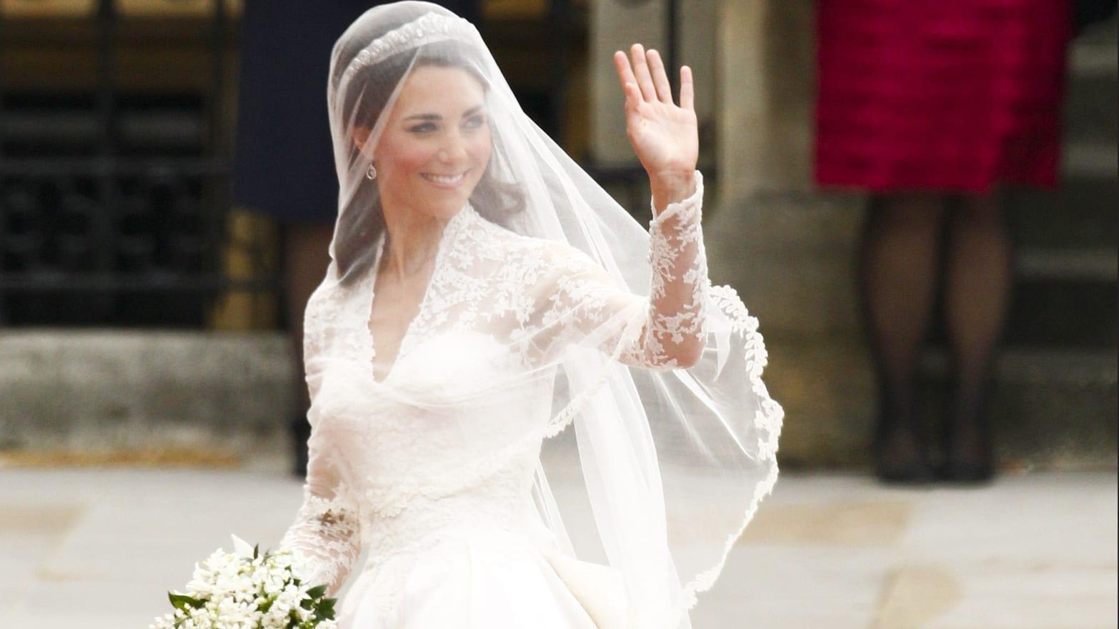 94892cb24084 Was Kate's Royal Wedding Dress a Rip-Off?