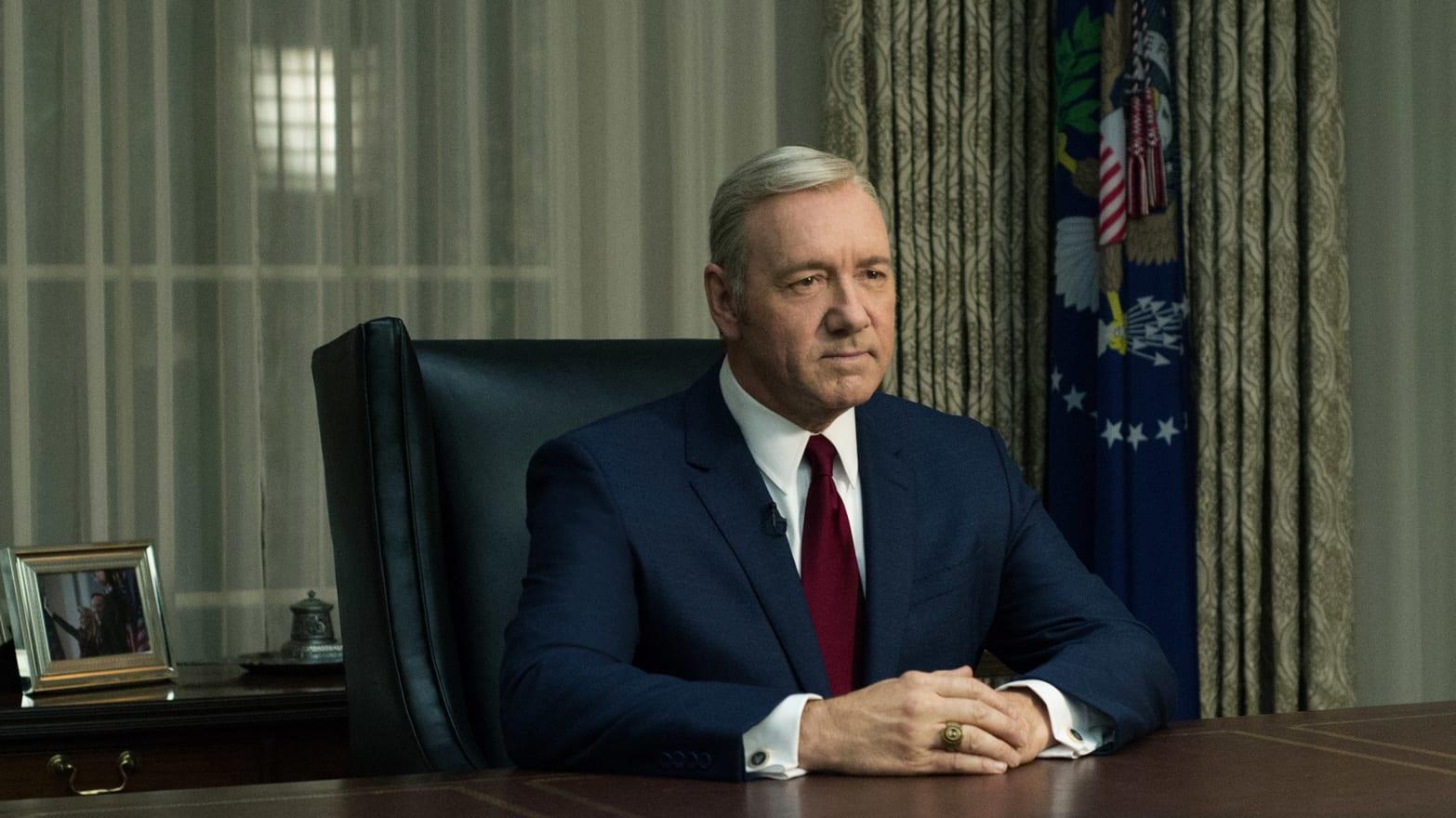 House Of Cards Season 4 S Donald Trump Connection A Kkk Scandal