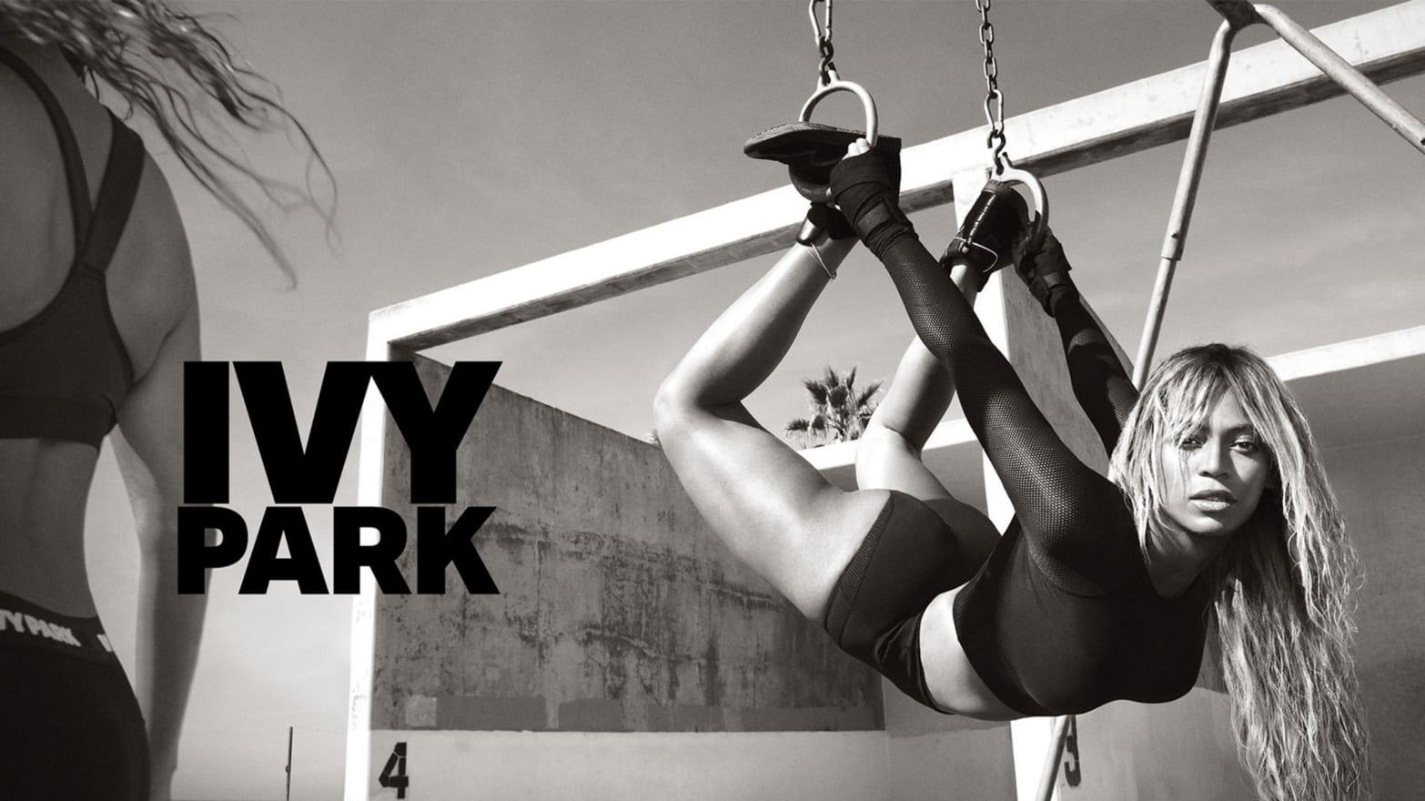 f0d9d2e431724 Beyonce's Workout Fashion Line Can Make Us Stronger