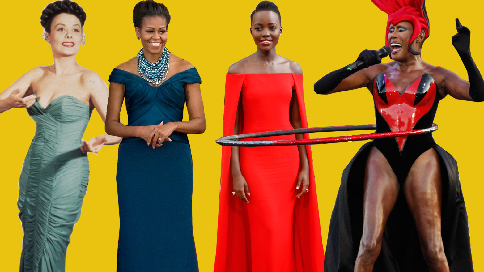 2101bad2f04 The Best-Dressed Black Women in History