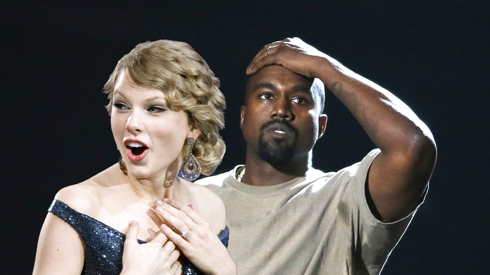 Kanye West Vs Taylor Swift The Misogynistic Feud That Will Never End