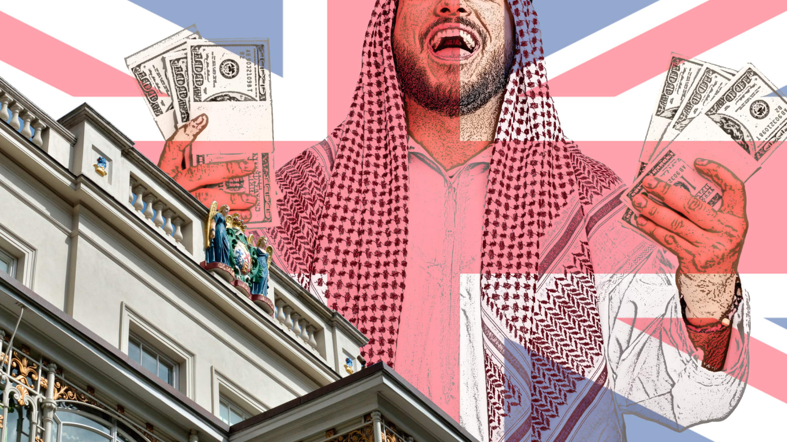 Inside The Secret World of Britain's Big House Billionaires