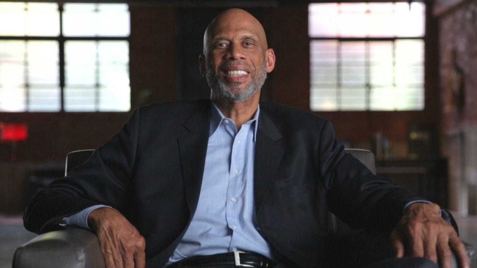 5414c24bf82 Kareem Abdul-Jabbar Finds His Voice: The NBA Legend on White Privilege,  Politics, and Islam