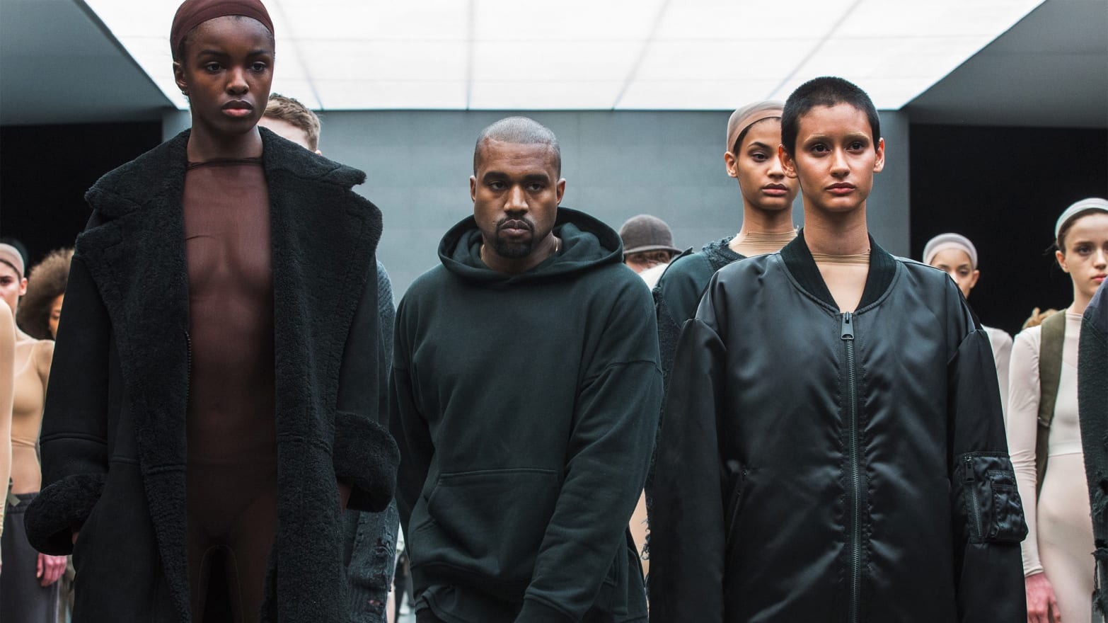 d41ea76d26466 Fashion Shock  People Really Do Want To Wear Kanye s Clothes