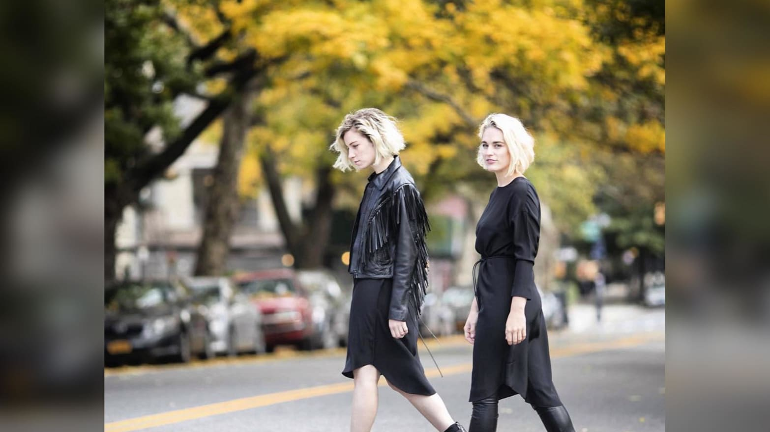 How Two Sisters Brought a Hasidic Vibe to High Fashion