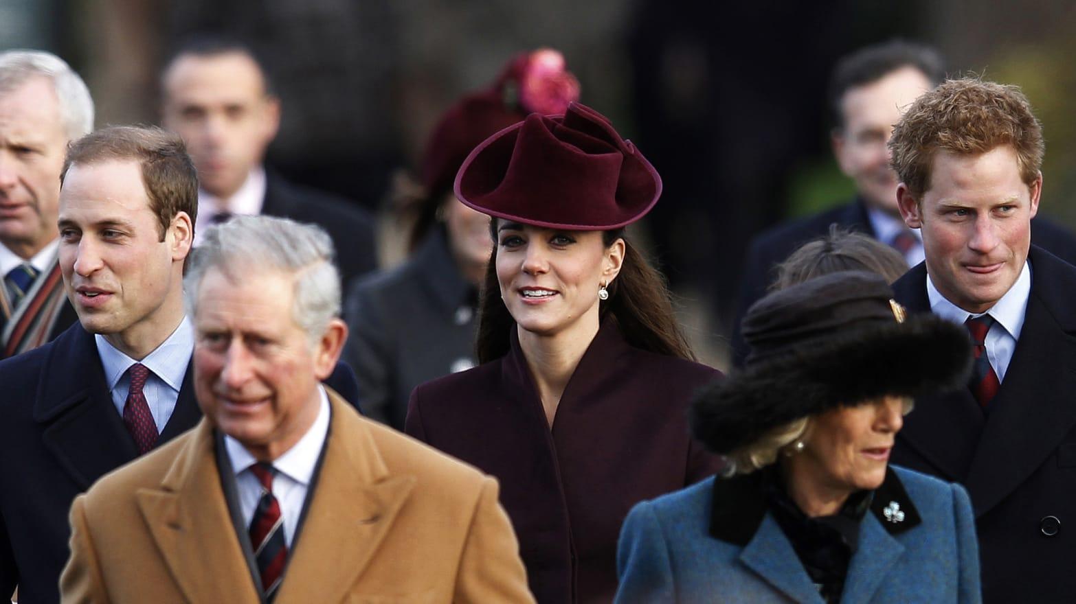 Royal Christmas.How Kate Middleton Revolutionized The Royal Christmas