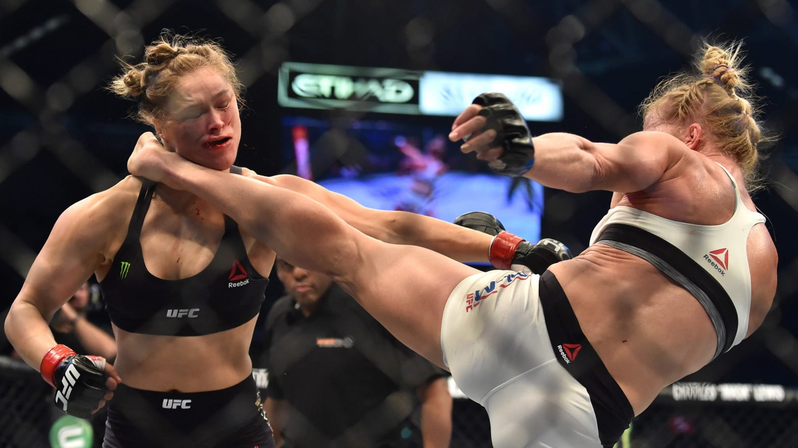 Even KO'd, Ronda Rousey Is the Winner