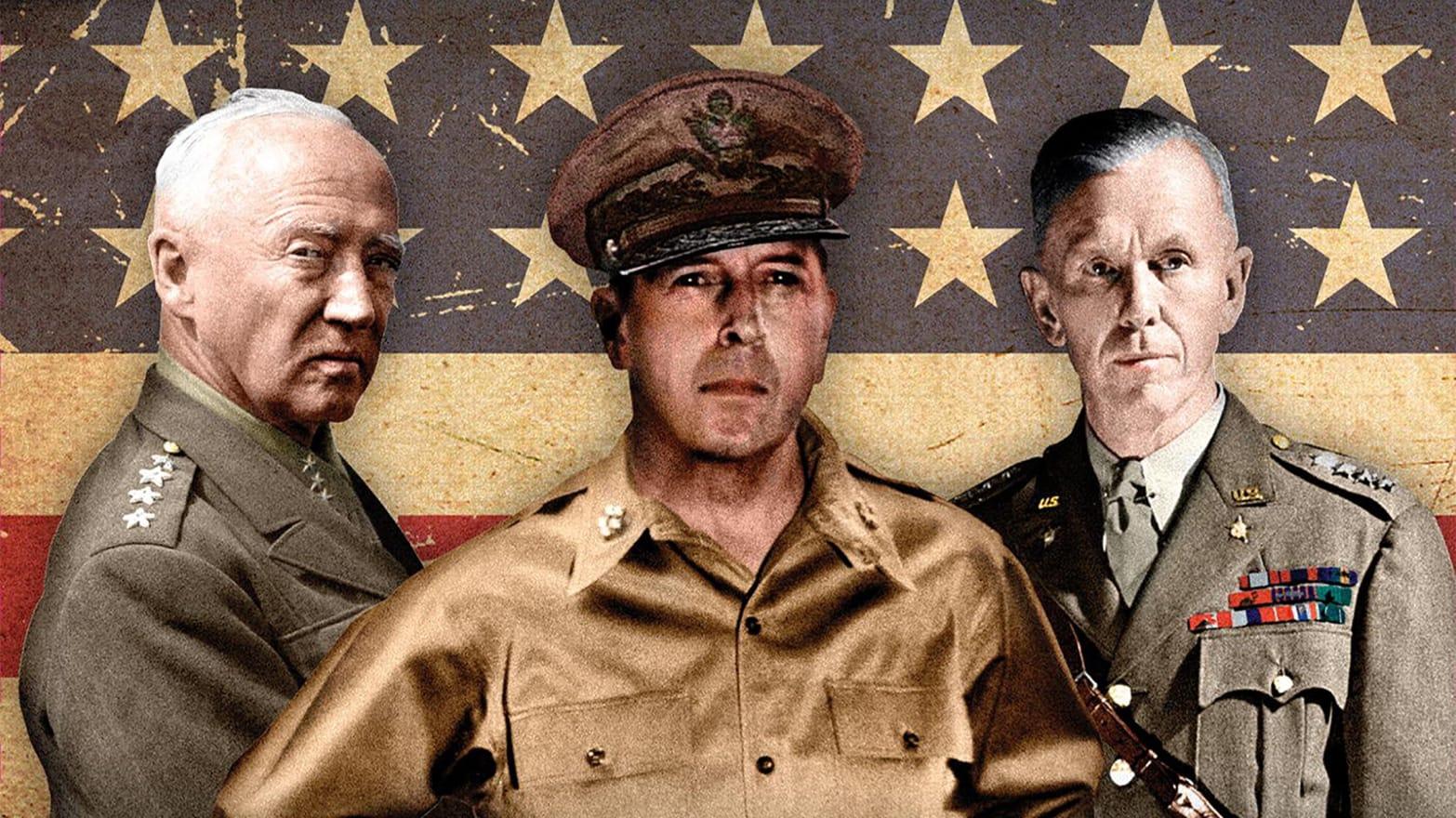 The Generals Who Won World War II