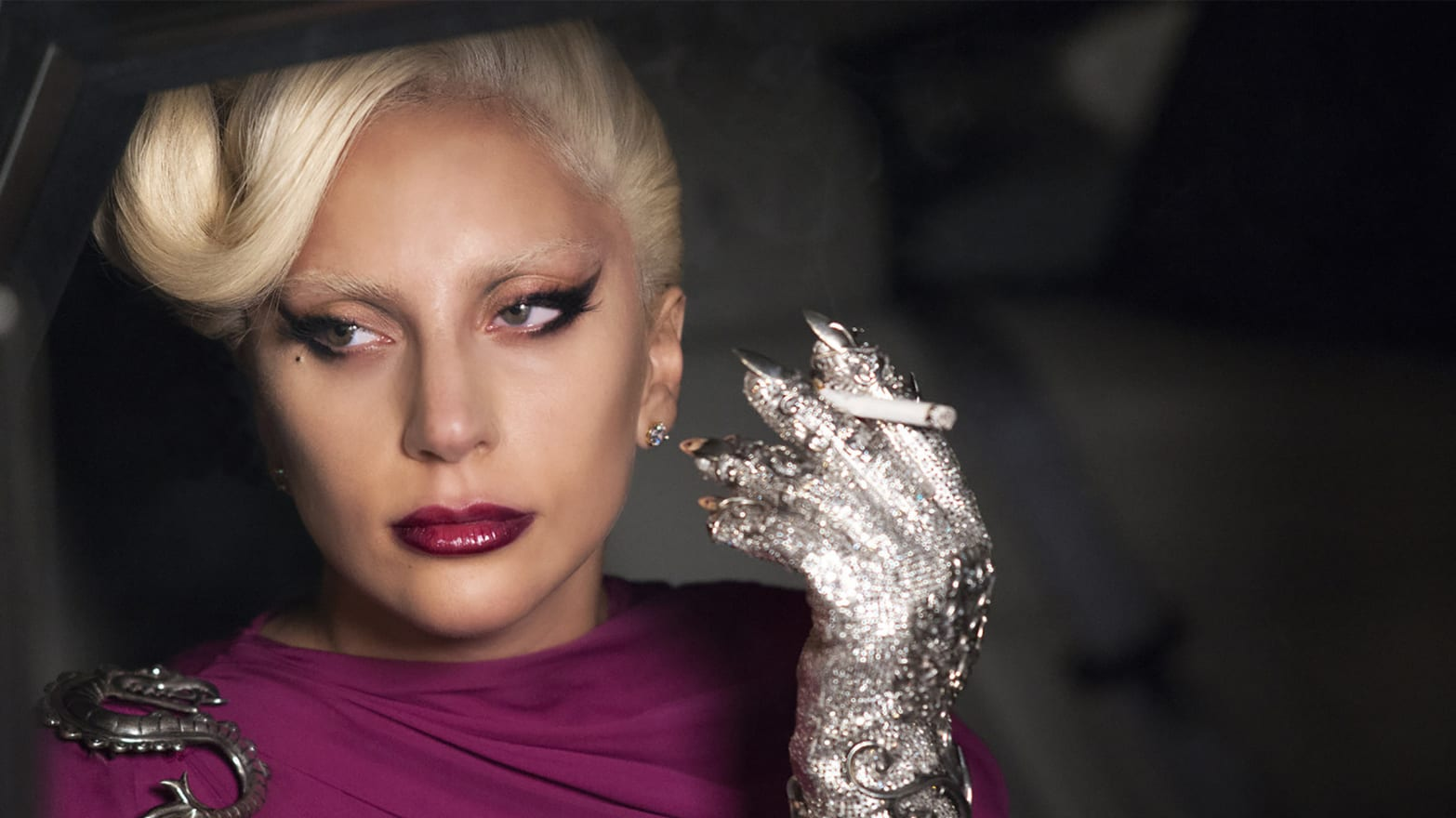 Lady Gaga's Bloody Insane 'Hotel' Orgy: The Craziest 'American Horror  Story' Premiere Yet