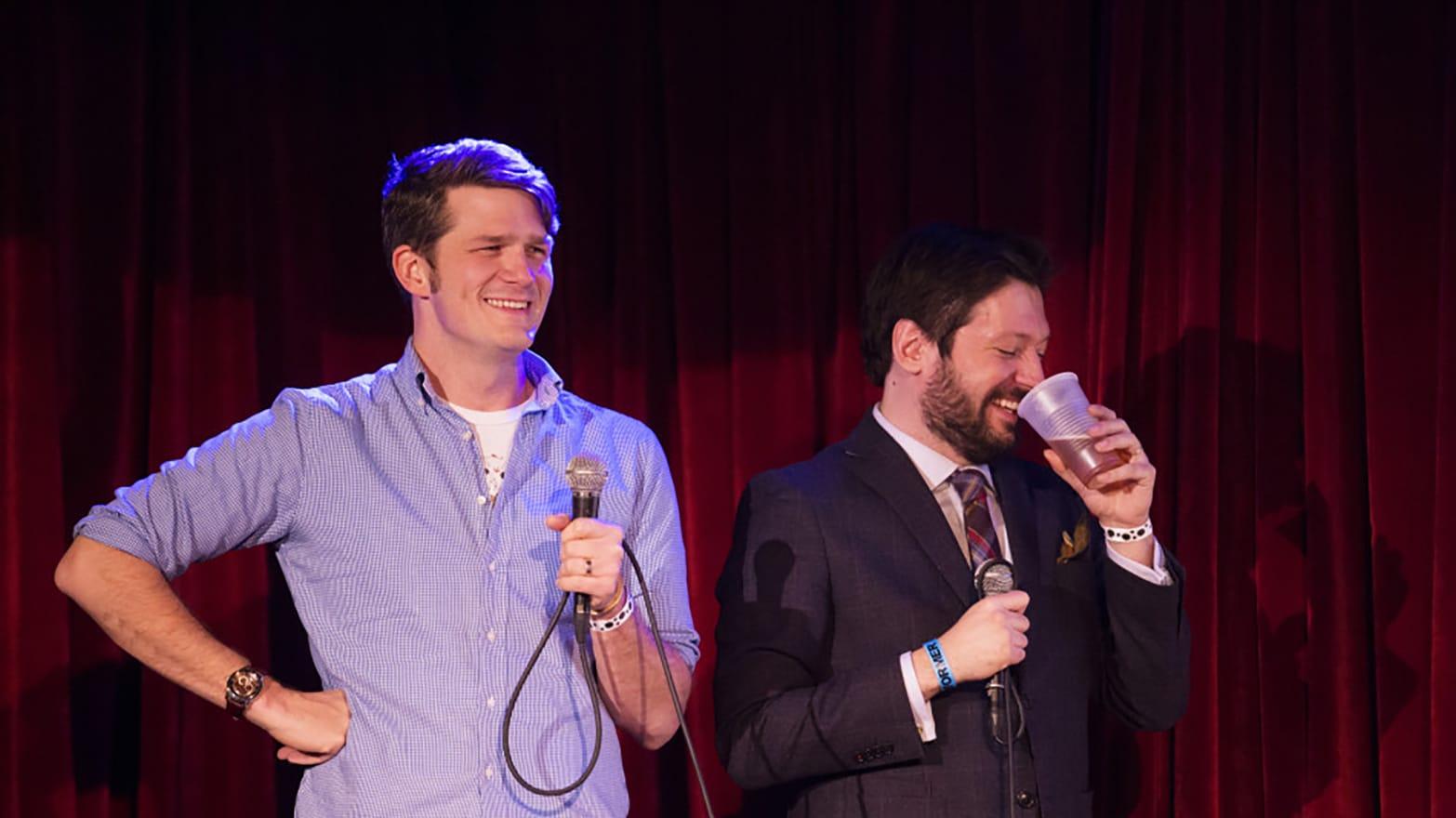 Meet the Buddies Behind 'Flop House,' the Internet's Funniest Film