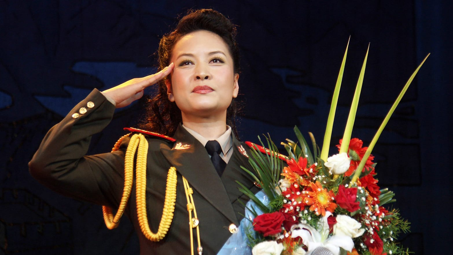 2f82429f66a China Scrubs Tiananmen Square From Its First Lady's Past