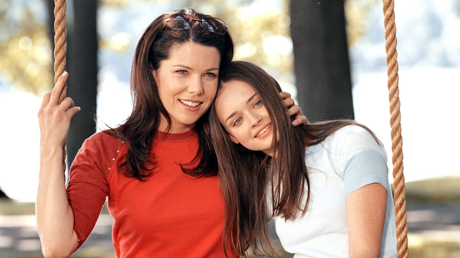Gilmore Girl Staffel 8 Netflix