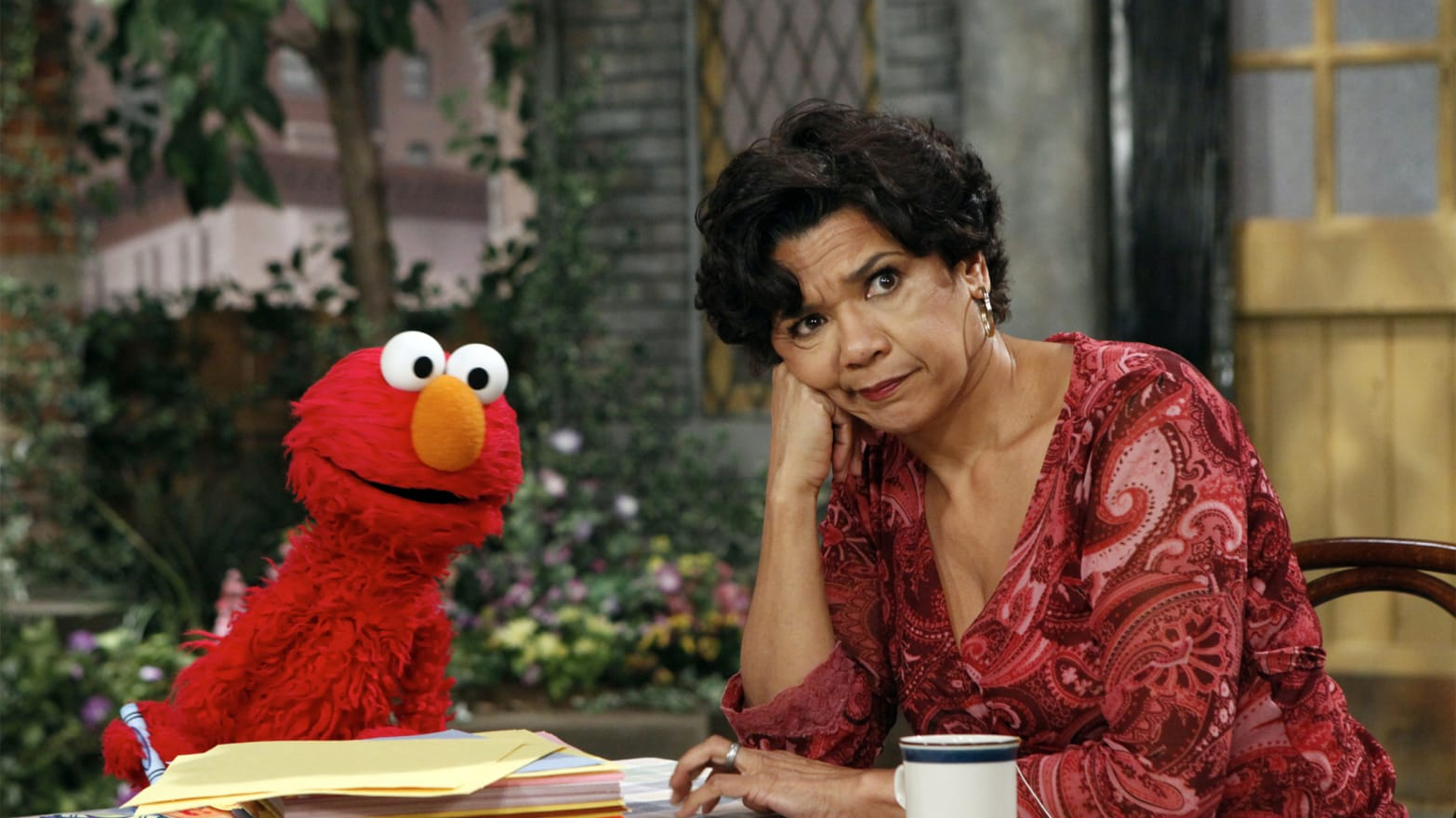 Why Maria Left 'Sesame Street'