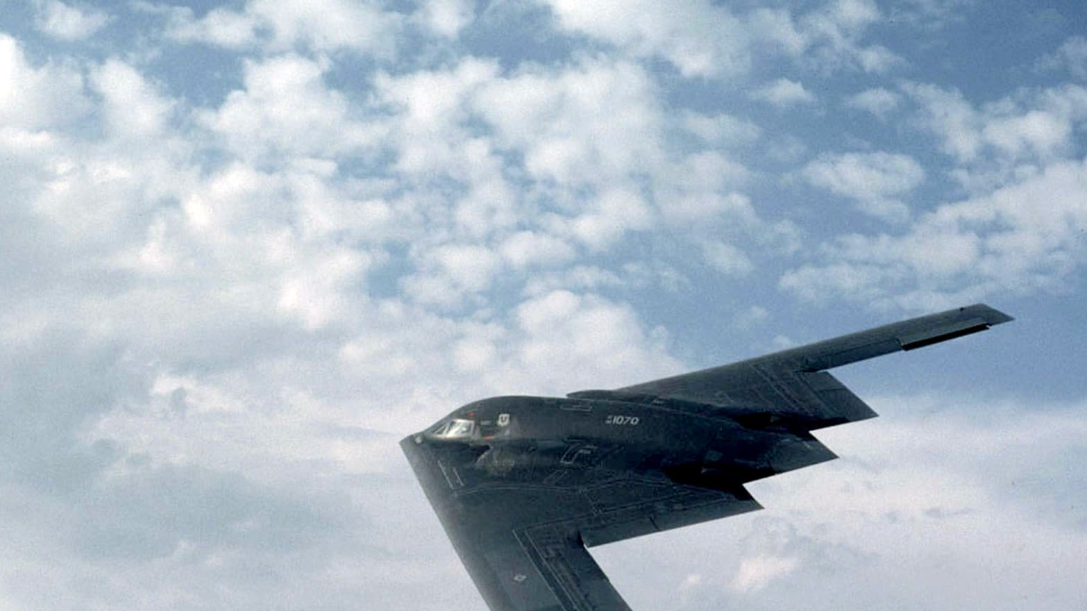 Can a New Stealth Bomber Make Up for America's Crappiest Warplane?