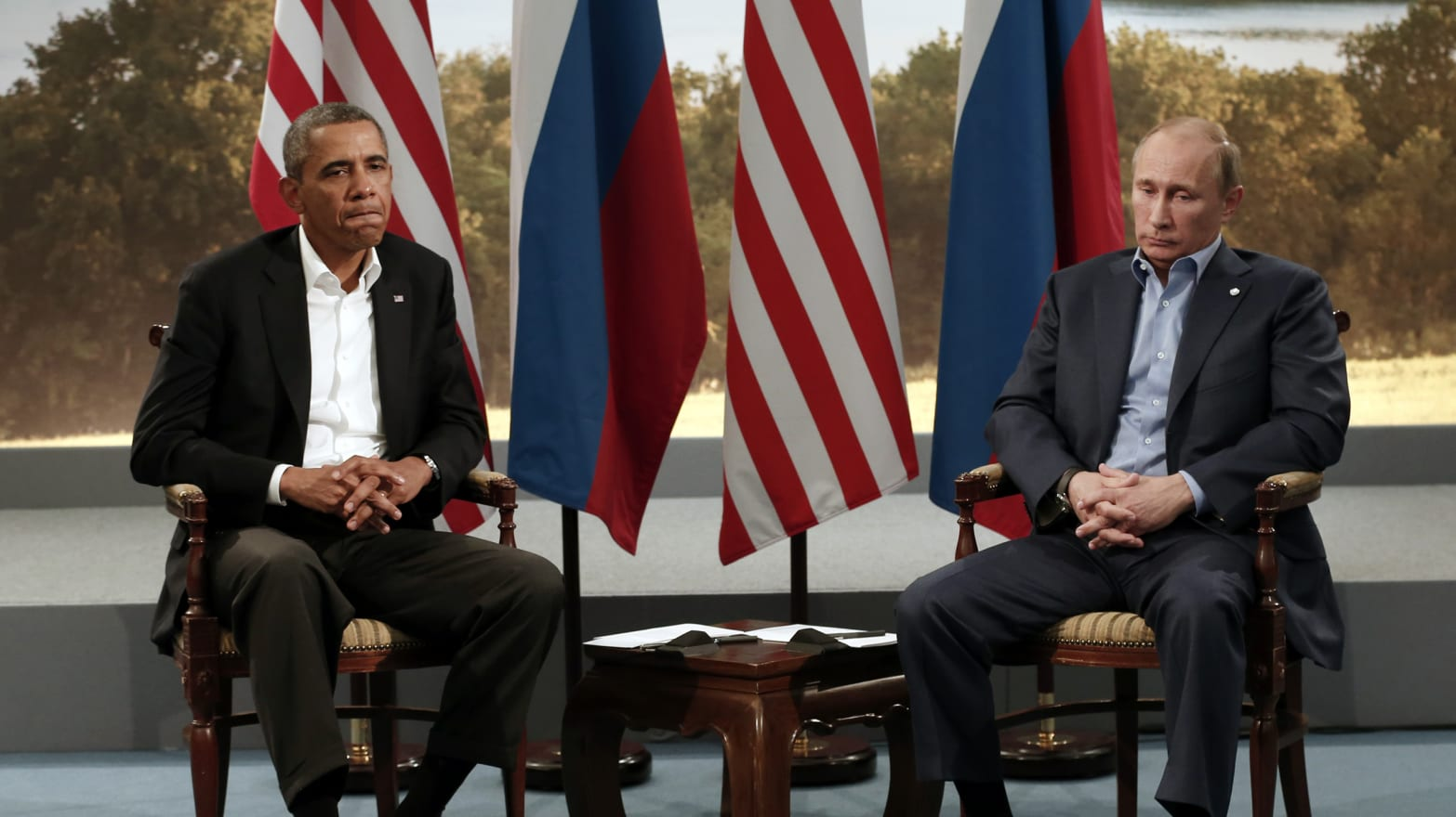 U.S. to Putin: Welcome to the ISIS 'Quagmire'