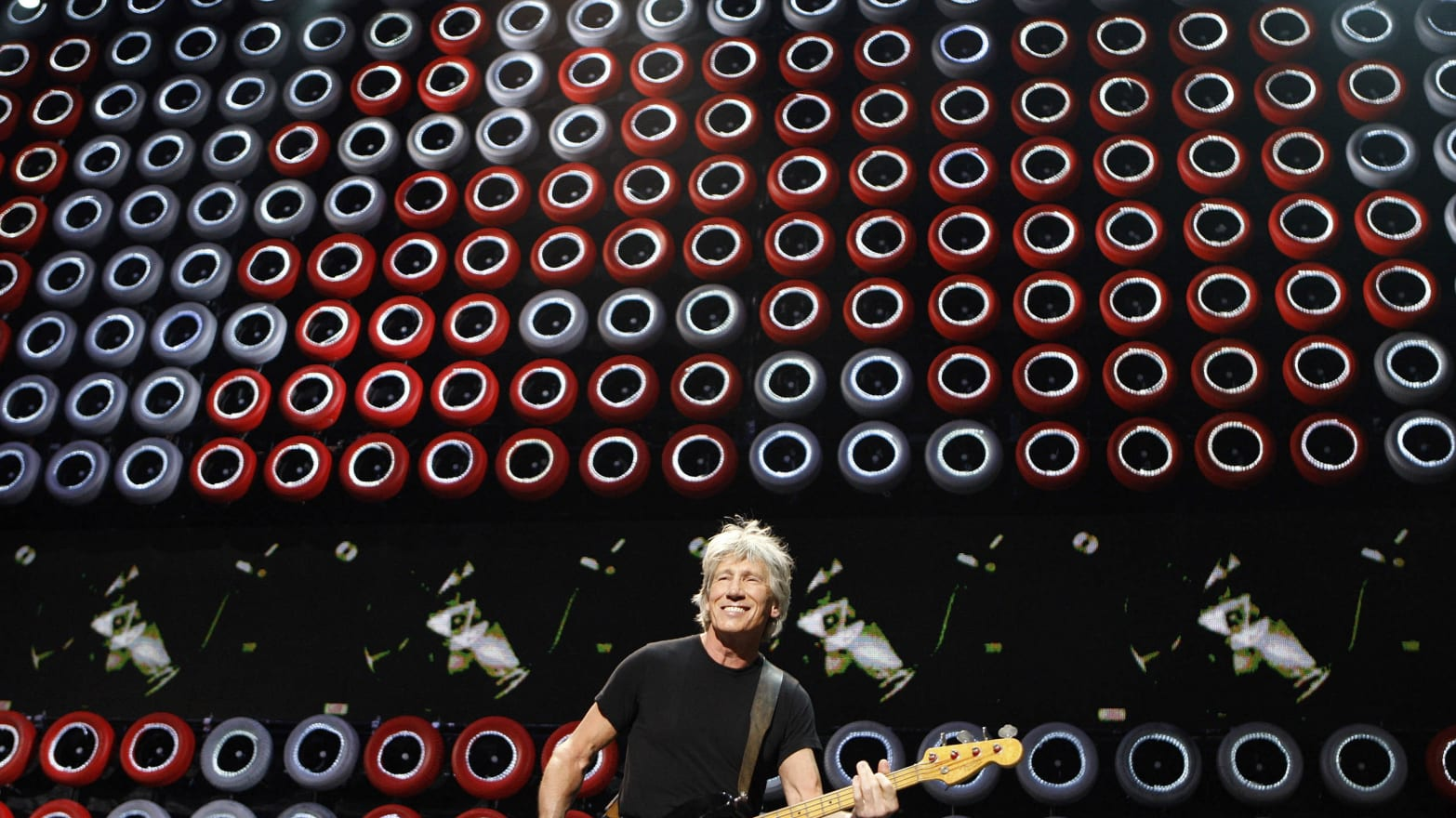 This 'Wall' Has Nothing To Do With Trump: Pink Floyd's