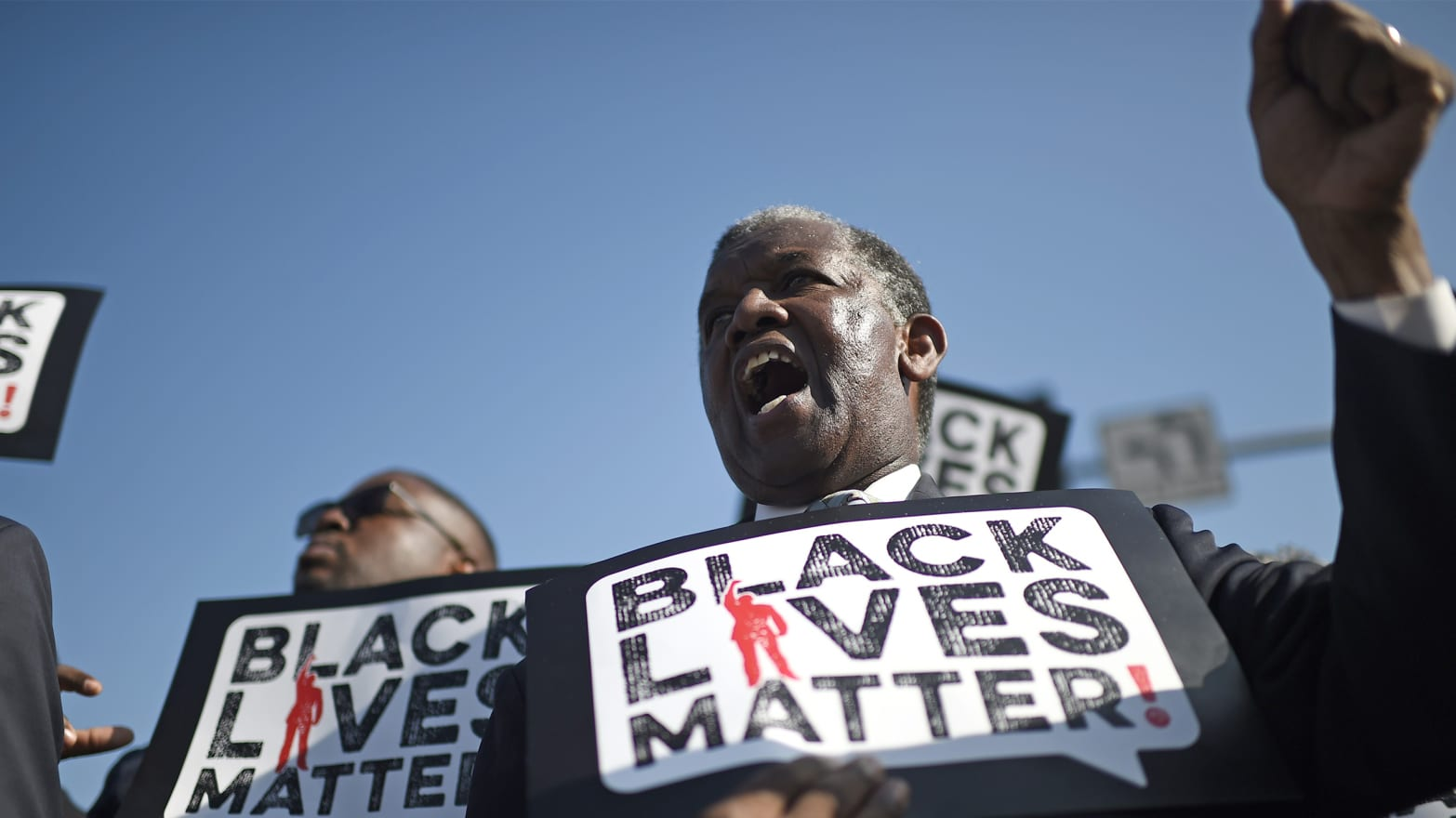 Black Lives Matter Is Living in the Past