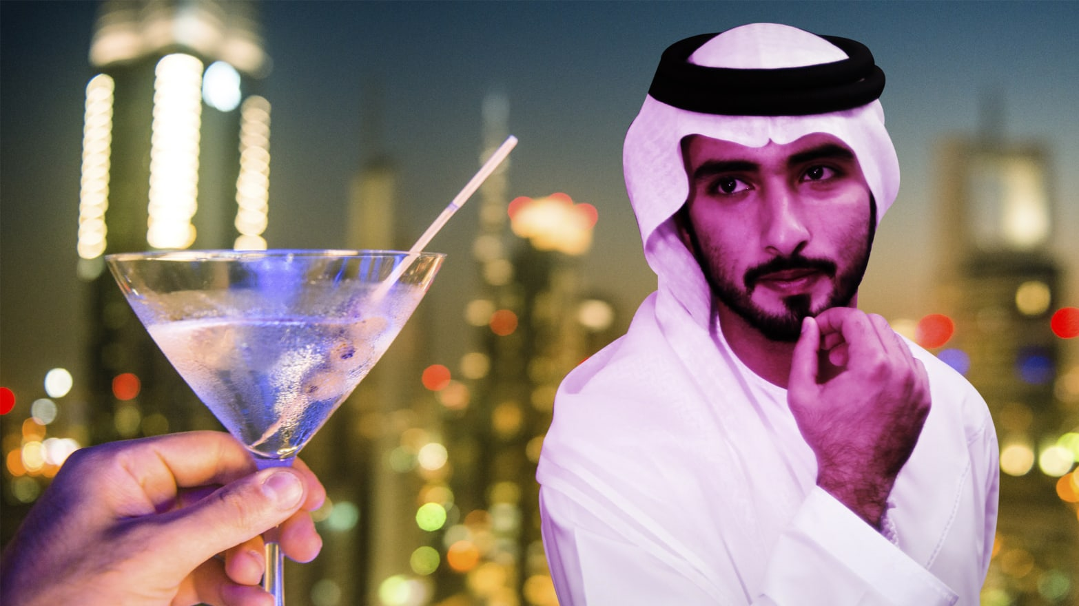 Inside the Secret World of Arab Playboys
