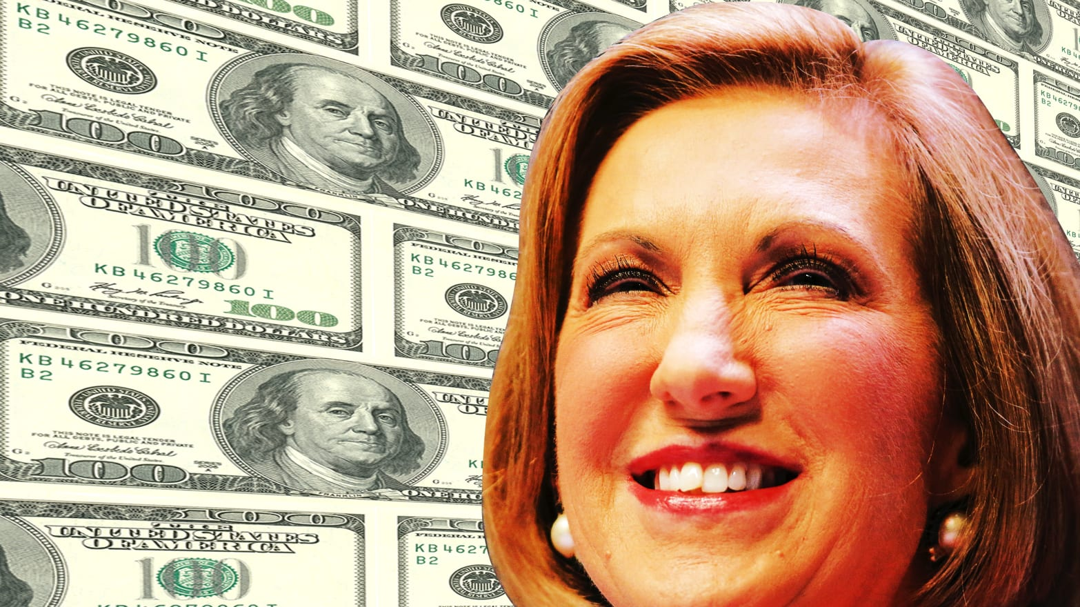 Carly Fiorina's $4 Billion Job Scam at Hewlett-Packard