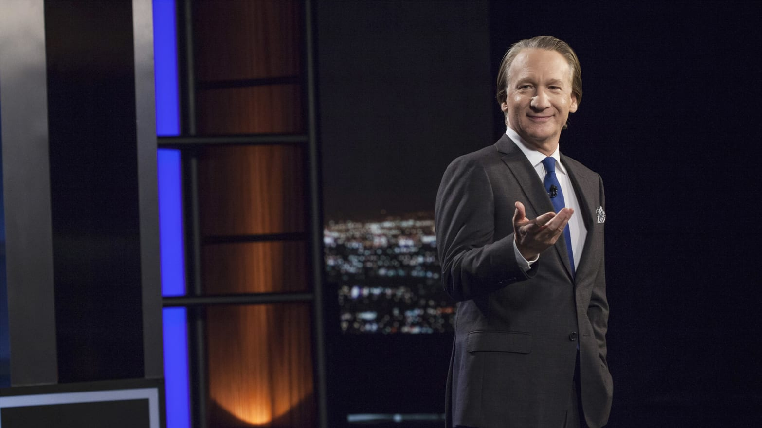Bill Maher Compares Donald Trump to Hitler: 'Stirring Up Xenophobic Hate'