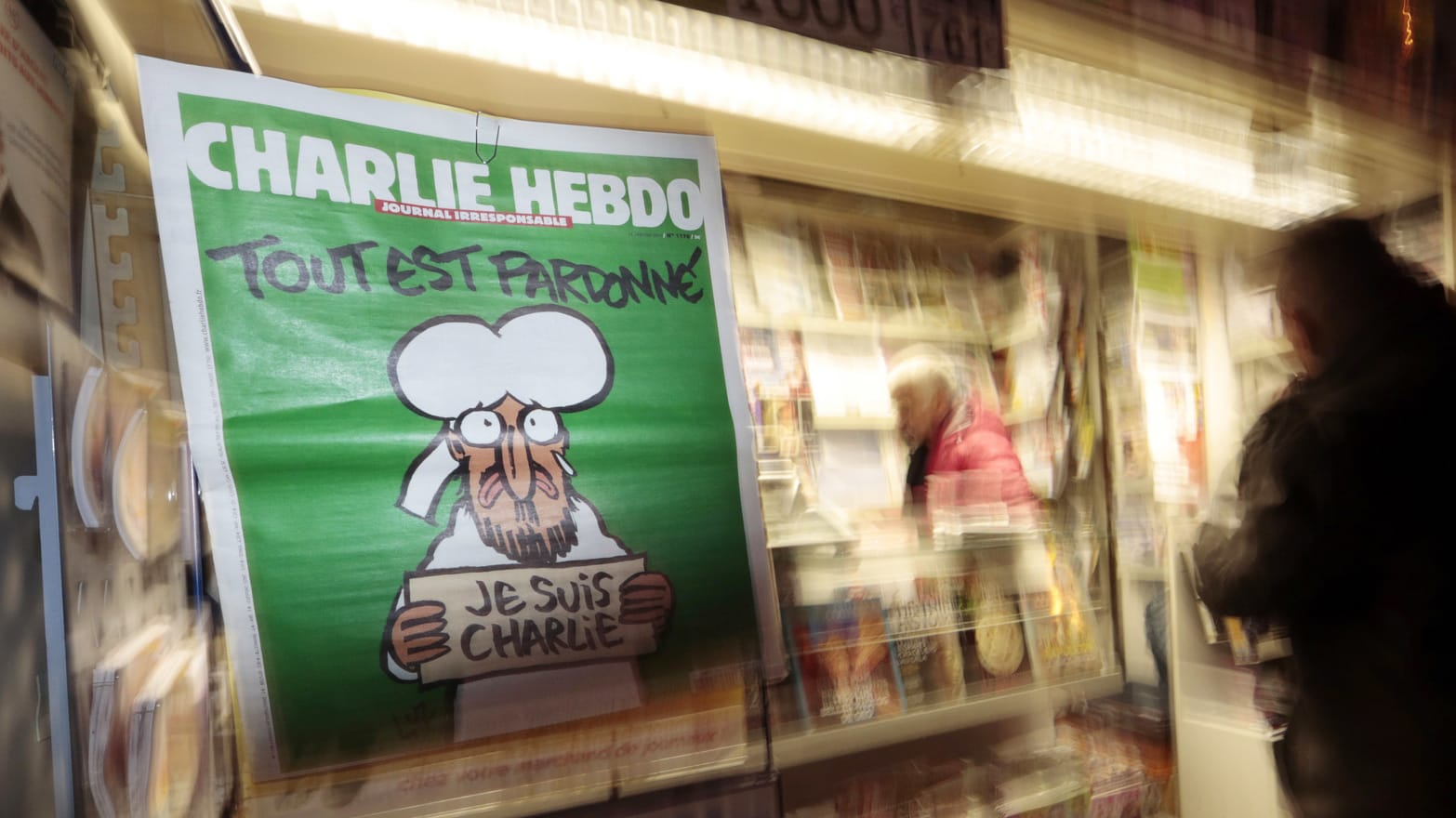 Je Suis Charlie Charlie Hebdo Survivors Tell All