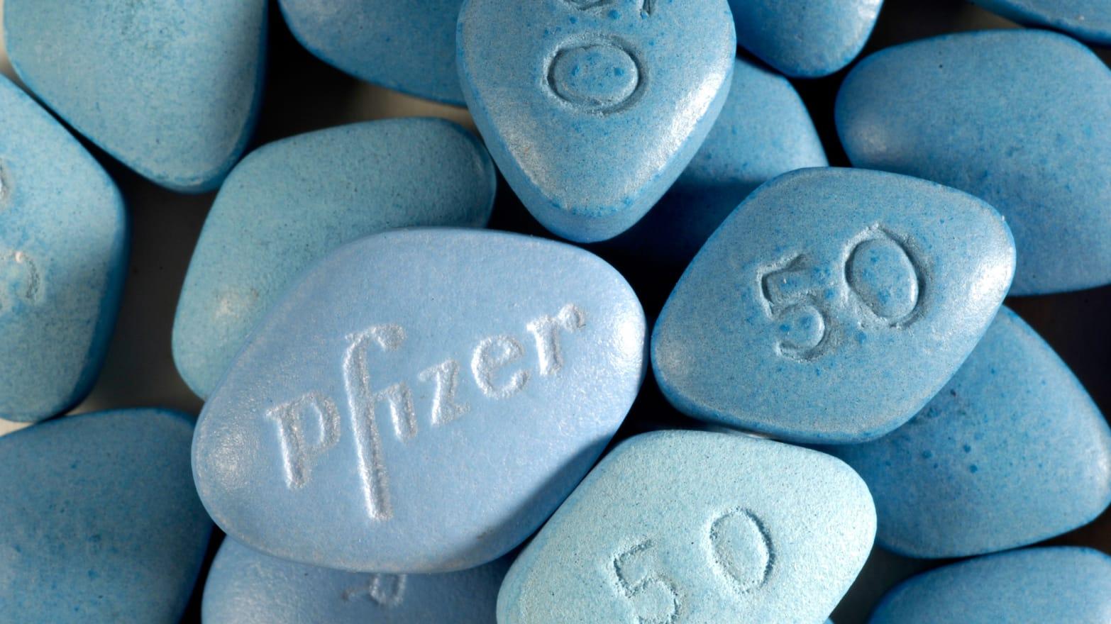 Generic of Viagra pills