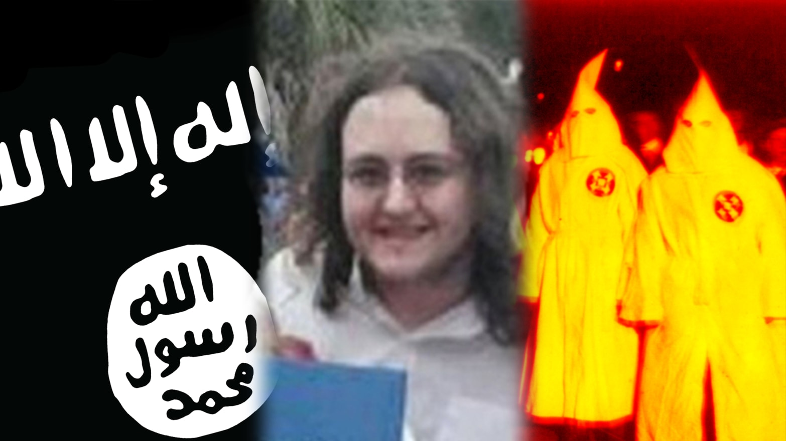 Terrorist' Troll Pretended to Be ISIS, White Supremacist, and Jewish