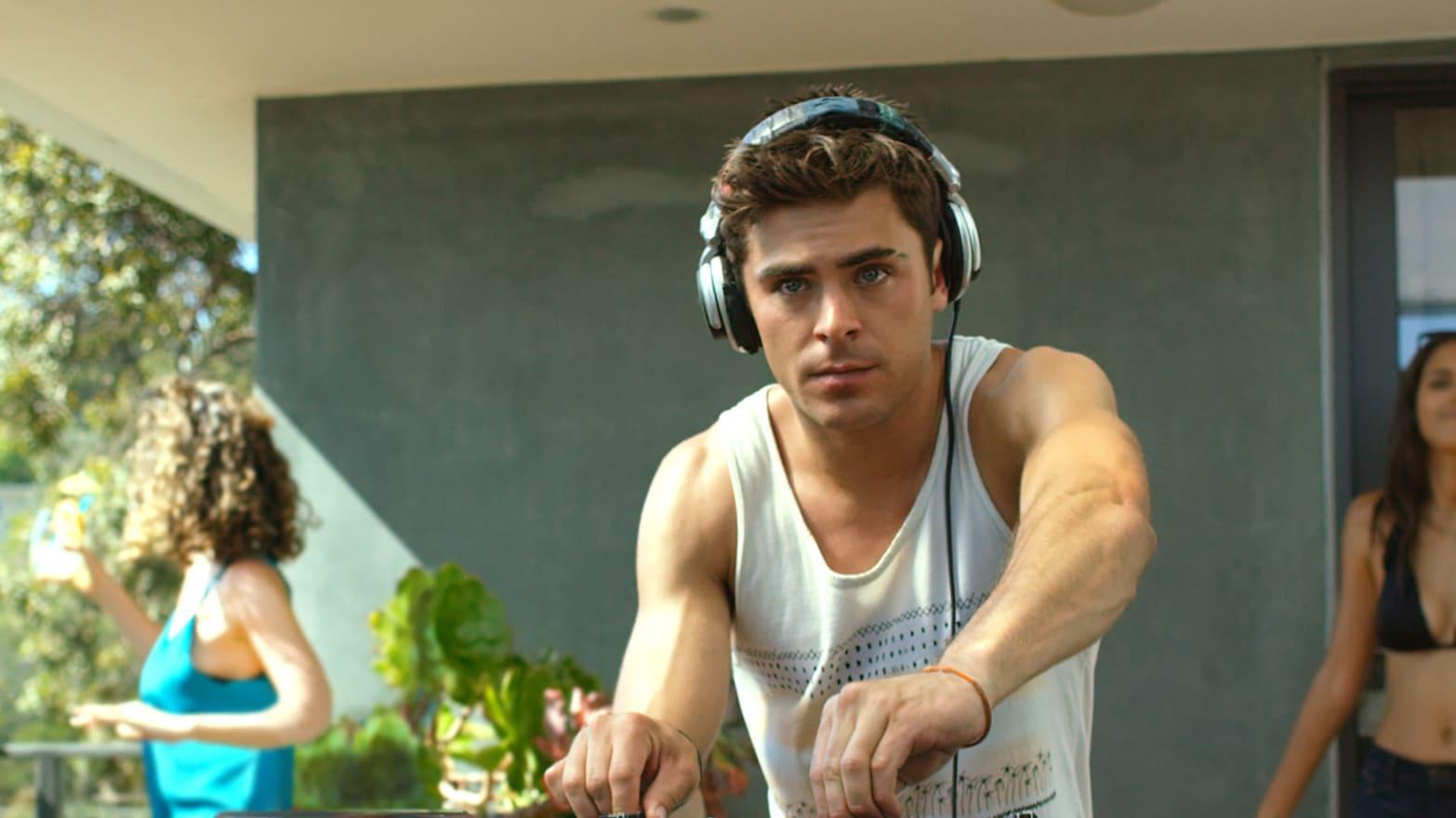 DJ Zac Efron Is Not Your Friend