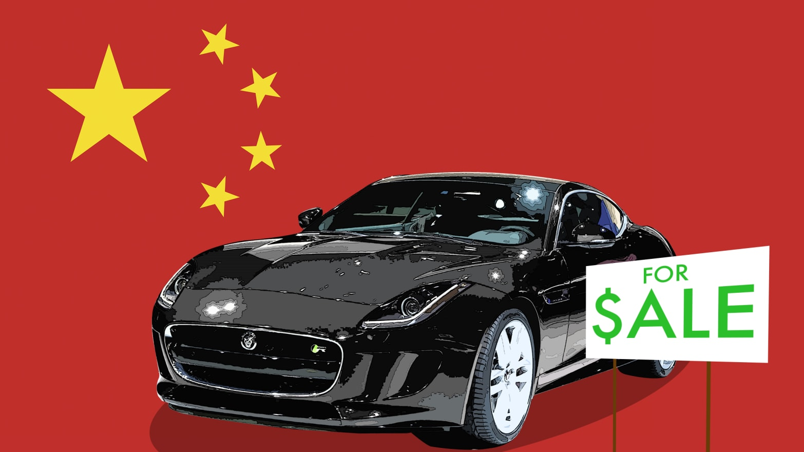 The Lucrative, Barely Legal Business of Shipping Luxury Cars to China