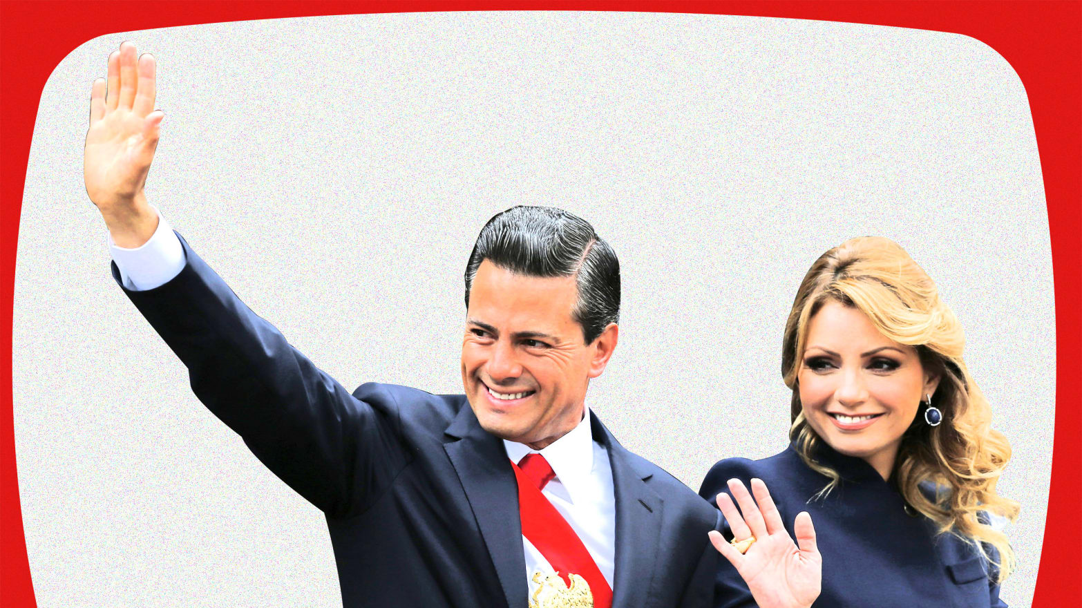 Mexico's Telenovela First Lady